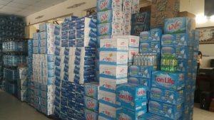 Giá sỉ nước suối aquafina