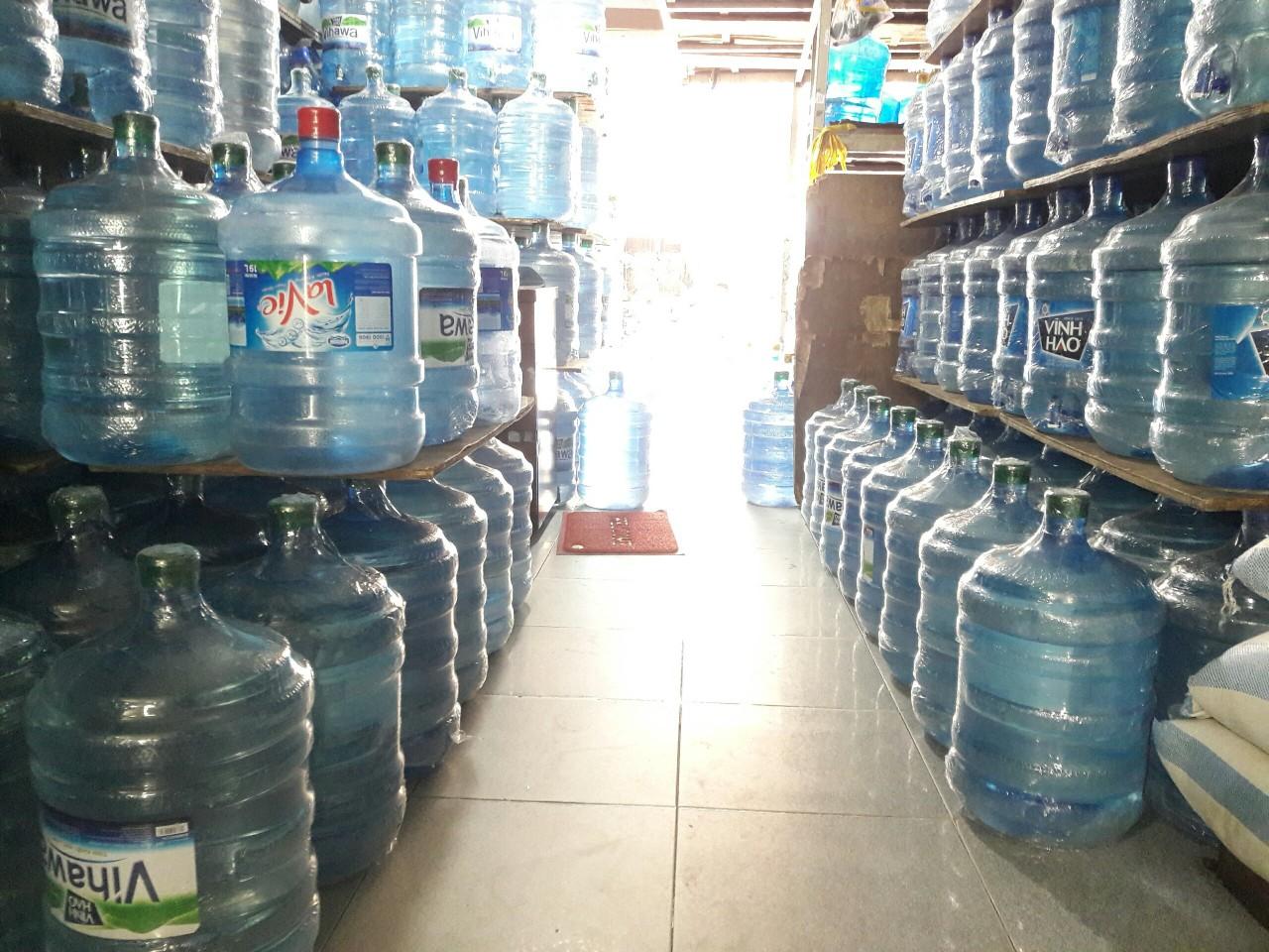 đại lý nước uống Mạnh Kiên Phát