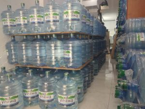 đổi nước uống ở TPHCM